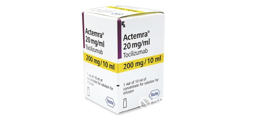 Лекарство от коронавируса - Тоцилизумаб (Tocilizumab)