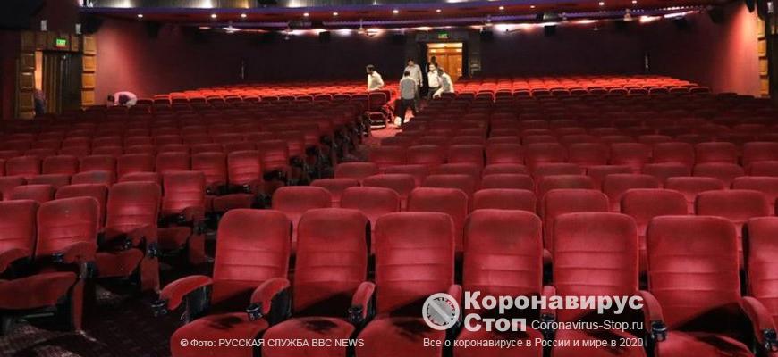 Новости коронавируса о досуге россиян