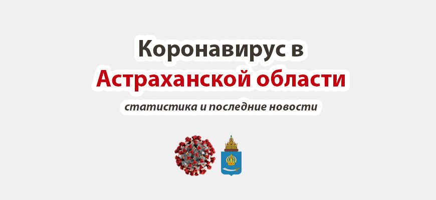 Коронавирус в Астраханской области
