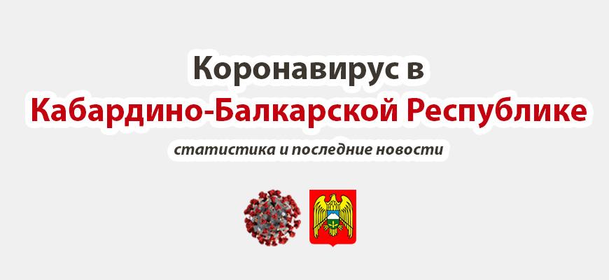 Коронавирус в Кабардино-Балкарской Республике