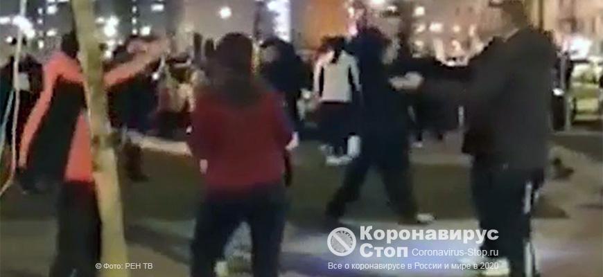 Антикоронавирусная вечеринка в Бутово фото