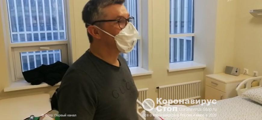 Отзывы пациентов в инфекционной больнице в Коммунарке