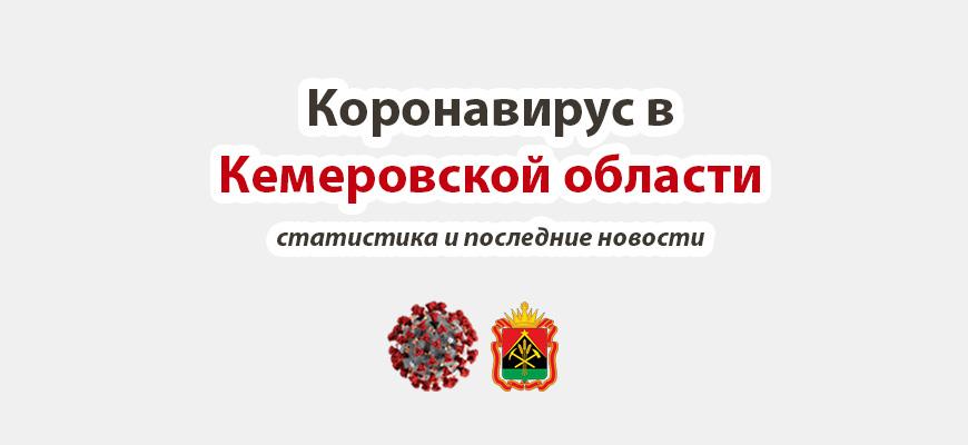 Коронавирус в Кемеровской области