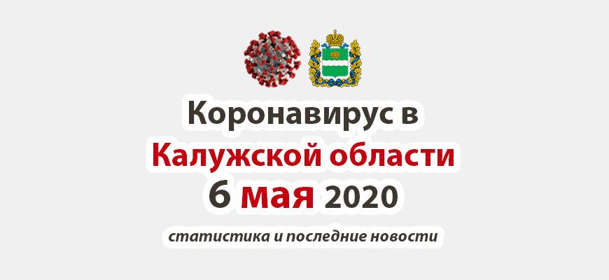 Коронавирус в Калужской области на 6 мая 2020 года