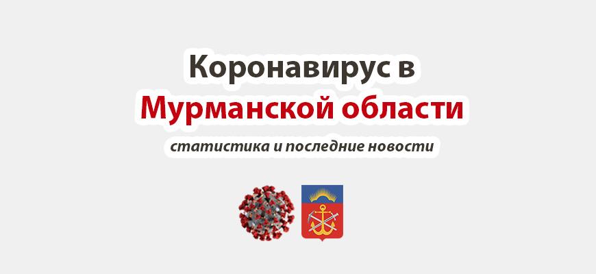 Коронавирус в Мурманской области