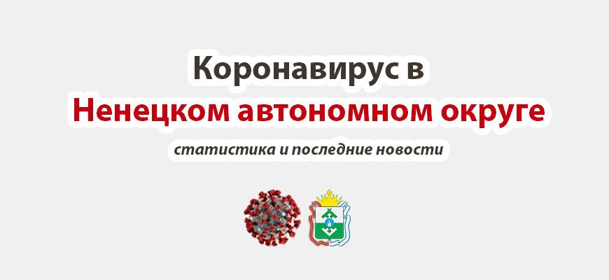 Коронавирус в Ненецком автономном округе