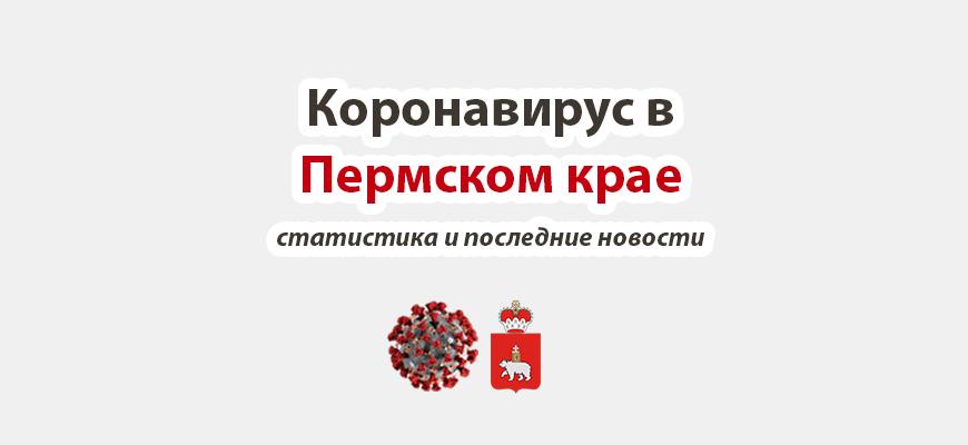 Коронавирус в Пермском крае