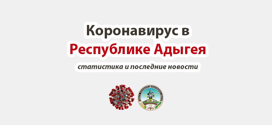Коронавирус в Республике Адыгея