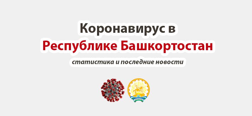 Коронавирус в Республике Башкортостан