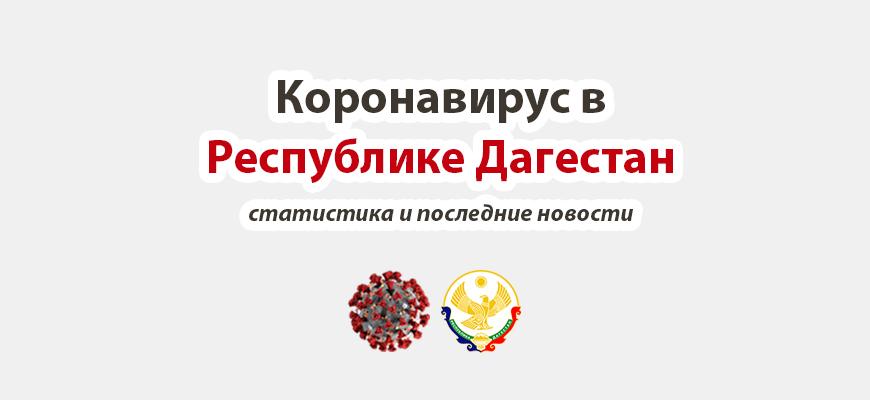 Коронавирус в Республике Дагестан