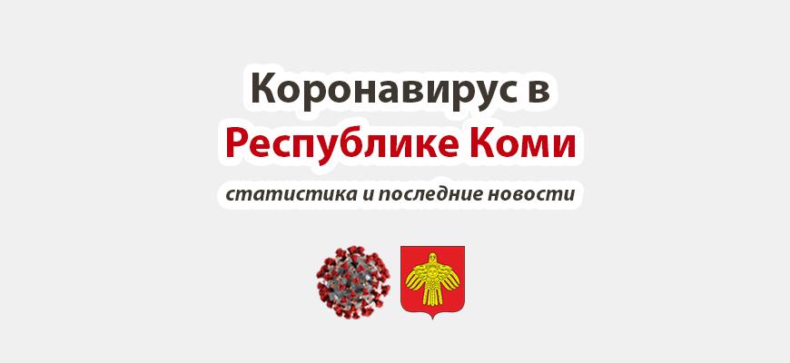 Коронавирус в Республике Коми