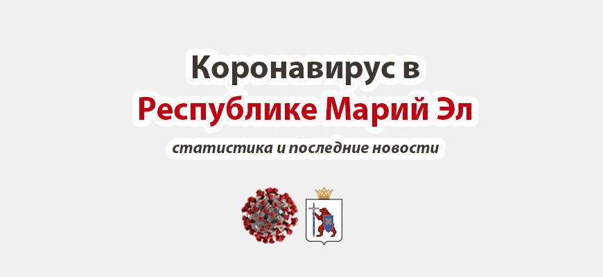 Коронавирус в Республике Марий Эл