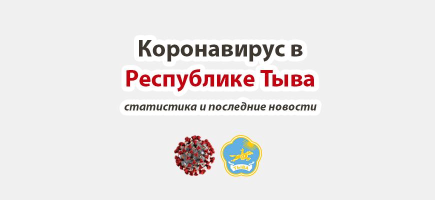 Коронавирус в Республике Тыва