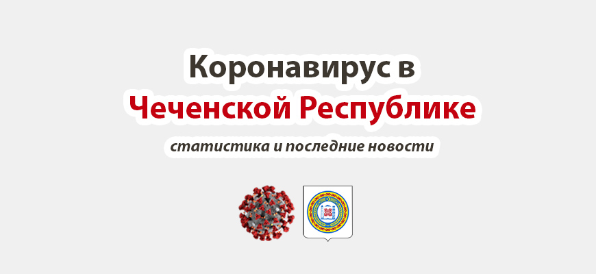 Коронавирус в Чеченской Республике