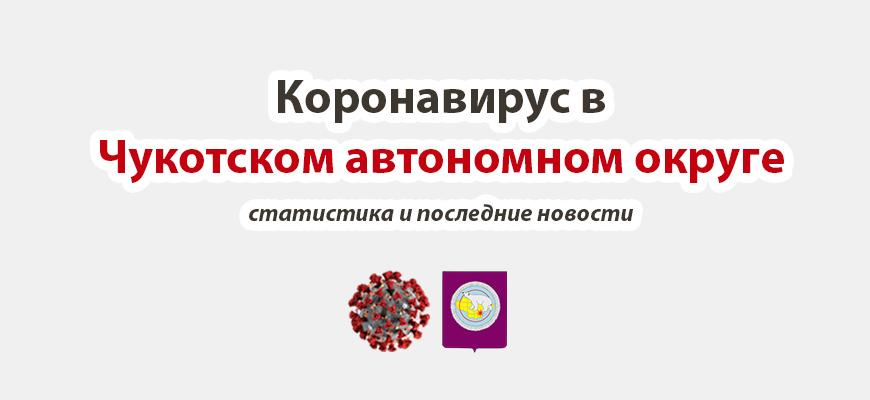 Коронавирус в Чукотском автономном округе