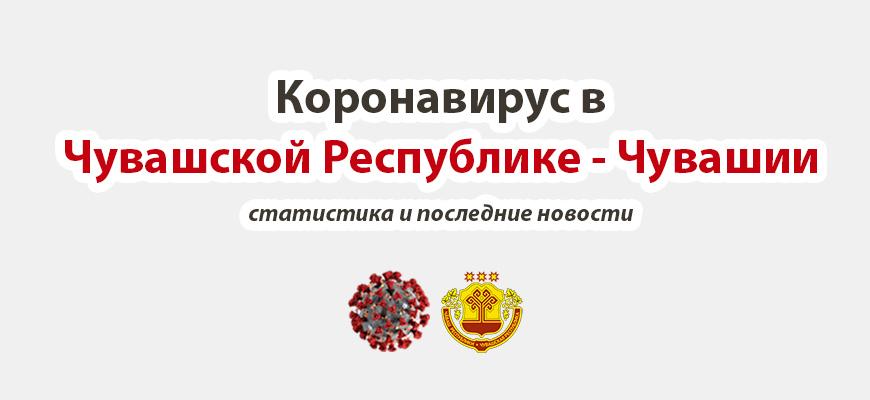 Коронавирус в Чувашской Республике