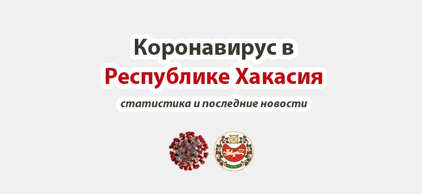 Коронавирус в Республике Хакасия