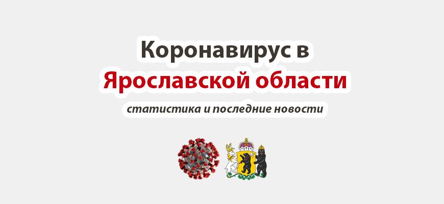 Коронавирус в Ярославской области