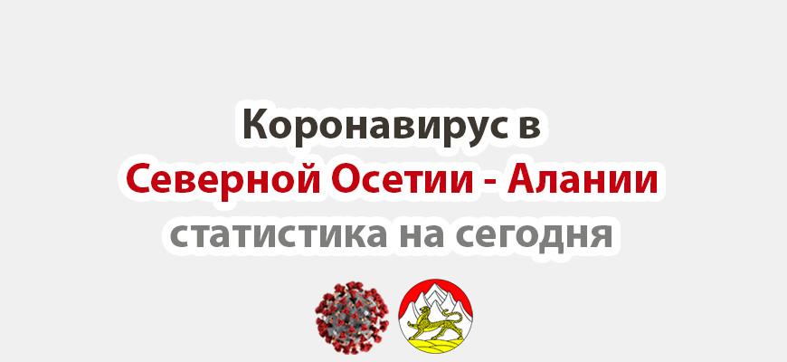 Коронавирус в Северной Осетии на сегодня