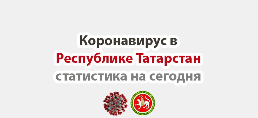 Коронавирус в Республике Татарстан на сегодня